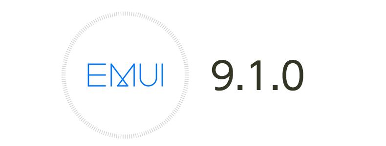 HUAWEI nova lite2にEMUI9.1の更新が来たのでアップデートしてました。