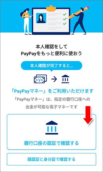 本人確認をしてPayPayをもっと便利に使おう