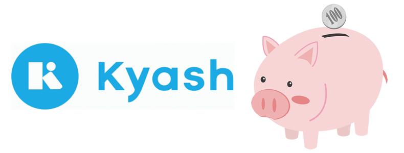 Kyash(キャッシュ)で簡単に台風19号の支援募金が出来ます!