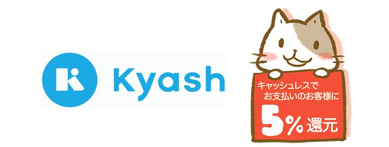 Kyashポイントの付与はいつ?Kyash(キャッシュ)を増税後に初めて利用